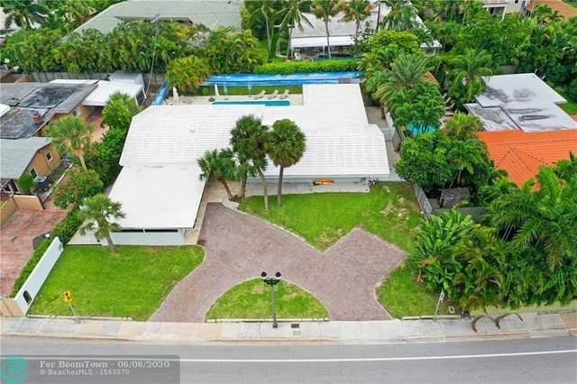 1515 Seabreeze Blvd, Fort Lauderdale, FL 33316 (MLS #F10232924) :: The Howland Group