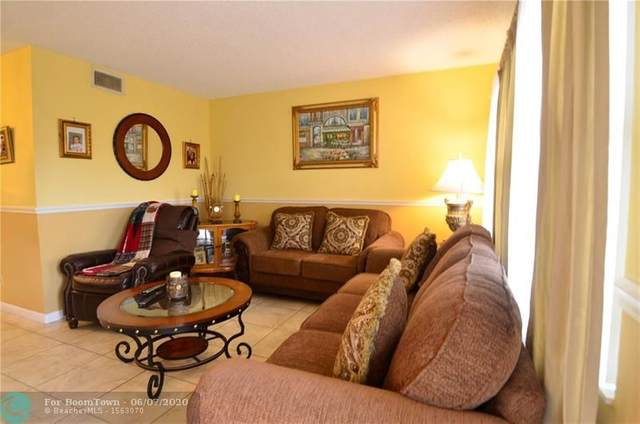 9101 Sunrise Lakes Blvd #216, Sunrise, FL 33322 (MLS #F10232936) :: Green Realty Properties