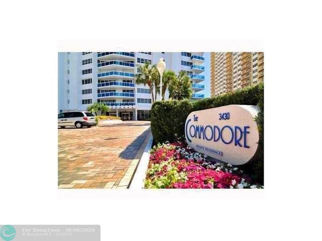 3430 Galt Ocean Dr #1212, Fort Lauderdale, FL 33308 (MLS #F10232961) :: The Howland Group