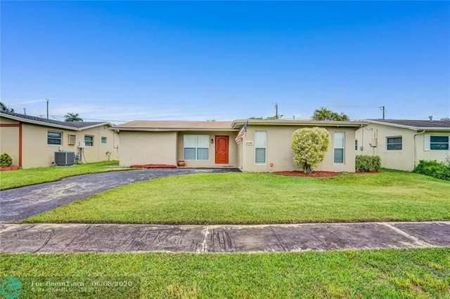 12340 NW 29th Pl, Sunrise, FL 33323 (MLS #F10233117) :: Berkshire Hathaway HomeServices EWM Realty
