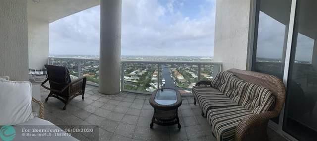 4240 Galt Ocean Drive #2403, Fort Lauderdale, FL 33308 (MLS #F10233174) :: Berkshire Hathaway HomeServices EWM Realty