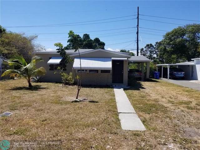 1325 NE 13th Ave, Fort Lauderdale, FL 33304 (MLS #F10233334) :: Patty Accorto Team