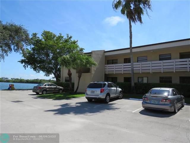 4491 Crystal Lake Dr 108A, Deerfield Beach, FL 33064 (MLS #F10233405) :: Patty Accorto Team
