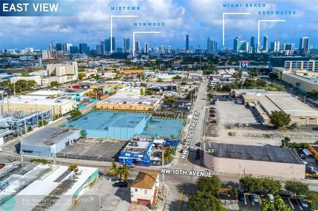 868 NW 21st Ter, Miami, FL 33127 (MLS #F10233513) :: Berkshire Hathaway HomeServices EWM Realty
