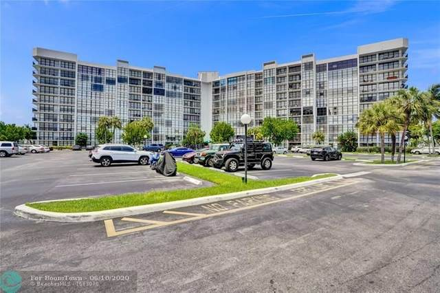 1000 Parkview Dr #110, Hallandale, FL 33009 (#F10233514) :: Posh Properties