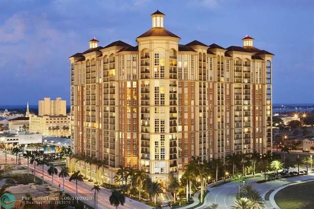 550 Okeechobee Blvd #1121, West Palm Beach, FL 33401 (MLS #F10233519) :: Berkshire Hathaway HomeServices EWM Realty