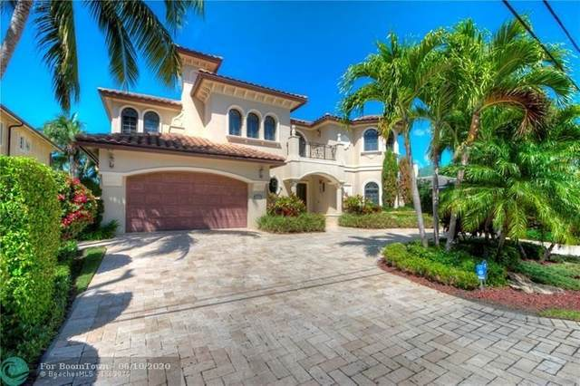 2421 Sea Island Dr, Fort Lauderdale, FL 33301 (MLS #F10233571) :: The Howland Group