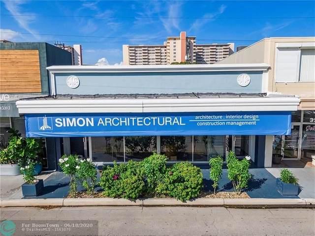 3331 NE 32 Street, Fort Lauderdale, FL 33308 (MLS #F10233617) :: Berkshire Hathaway HomeServices EWM Realty