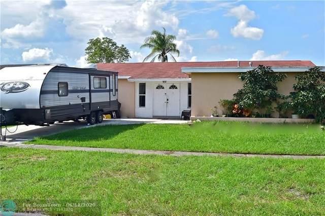11831 NW 29th Mnr, Sunrise, FL 33323 (MLS #F10233688) :: Berkshire Hathaway HomeServices EWM Realty