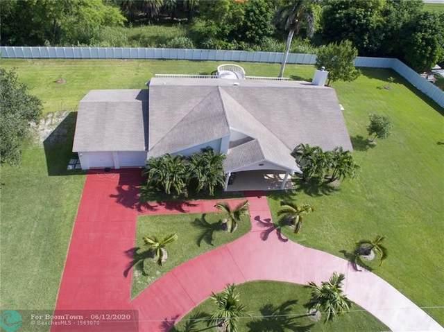 19800 SW 14th Ct, Pembroke Pines, FL 33029 (MLS #F10233788) :: Berkshire Hathaway HomeServices EWM Realty