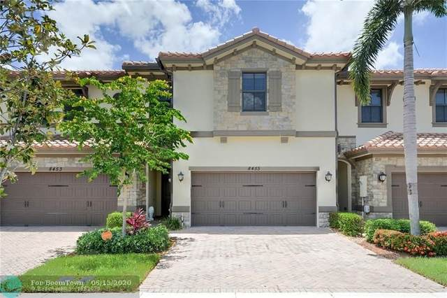 8455 Lakeview Trail #8455, Parkland, FL 33076 (#F10233801) :: Signature International Real Estate