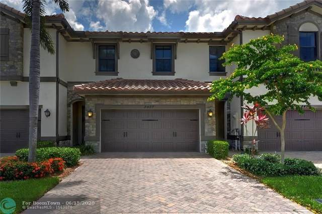 8457 Lakeview Trail #8457, Parkland, FL 33076 (#F10233808) :: Signature International Real Estate