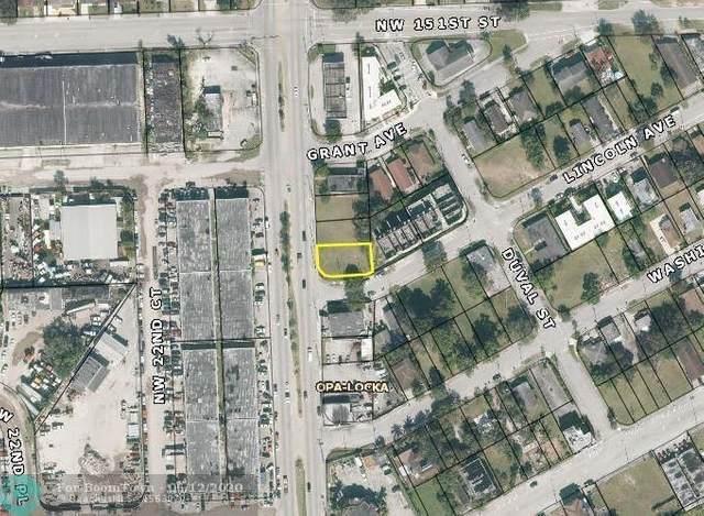 15015 NW 22nd Ave, Opa-Locka, FL 33054 (MLS #F10233842) :: Berkshire Hathaway HomeServices EWM Realty