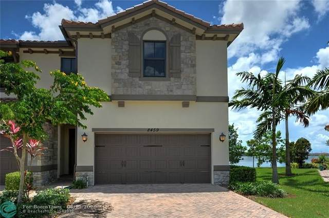 8459 Lakeview Trail #8459, Parkland, FL 33076 (#F10234043) :: Signature International Real Estate