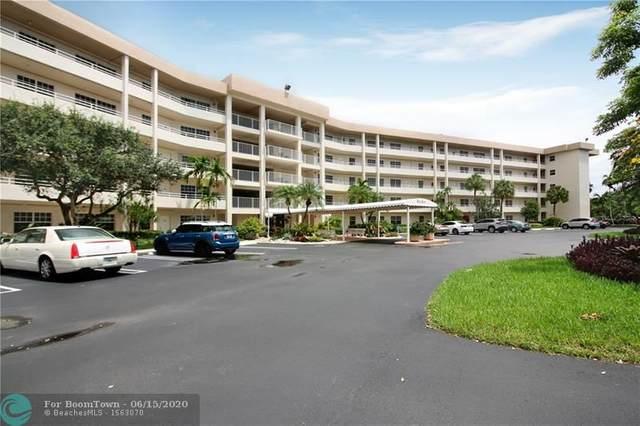 555 Oaks Ln #309, Pompano Beach, FL 33069 (#F10234054) :: Posh Properties