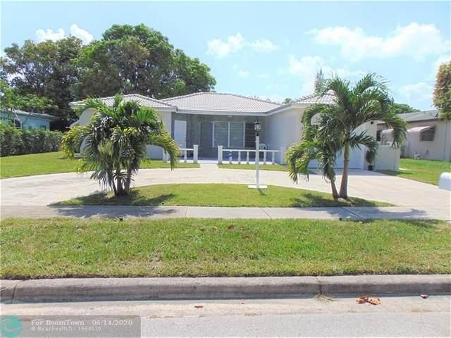 840 SW 50th Ter, Margate, FL 33068 (MLS #F10234082) :: Green Realty Properties