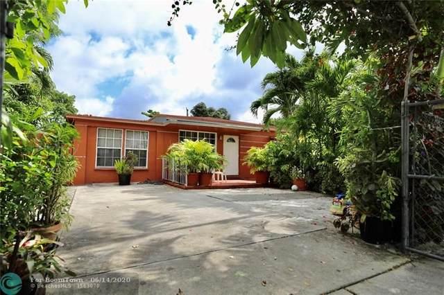 535 NW 115th St, Miami, FL 33168 (MLS #F10234097) :: Berkshire Hathaway HomeServices EWM Realty
