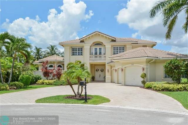 6454 NW 93rd Dr, Parkland, FL 33067 (MLS #F10234108) :: Green Realty Properties