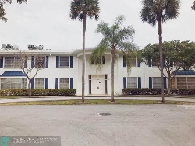 6700 NE 22nd Way #2201, Fort Lauderdale, FL 33308 (MLS #F10234126) :: Berkshire Hathaway HomeServices EWM Realty