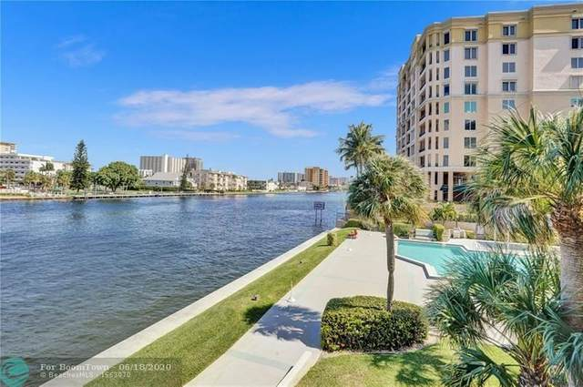 2900 NE 14th Street Cswy #208, Pompano Beach, FL 33062 (MLS #F10234196) :: Green Realty Properties