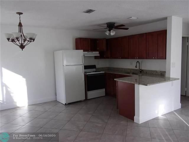 5928 NW 21st St 49C, Lauderhill, FL 33313 (MLS #F10234378) :: Castelli Real Estate Services