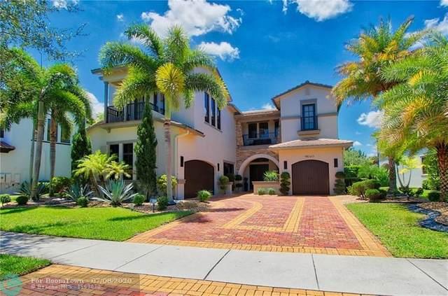 9640 Eden Mnr, Parkland, FL 33076 (MLS #F10234456) :: GK Realty Group LLC