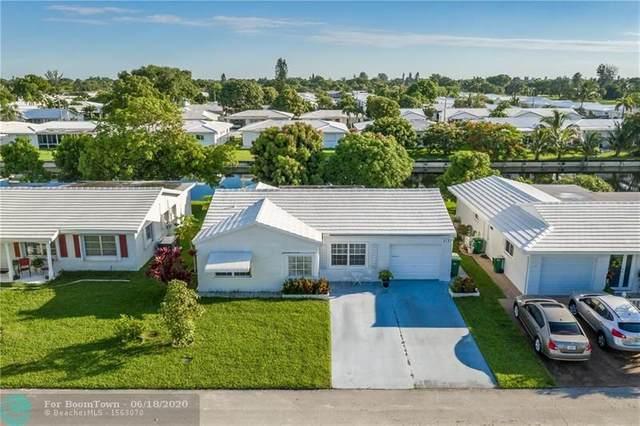 6701 NW 73rd St, Tamarac, FL 33321 (MLS #F10234636) :: Castelli Real Estate Services