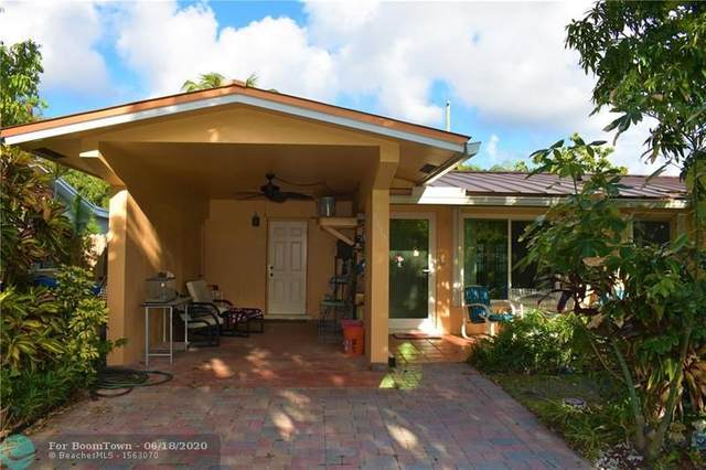 4472 NW 19th Way, Oakland Park, FL 33309 (MLS #F10234646) :: Green Realty Properties