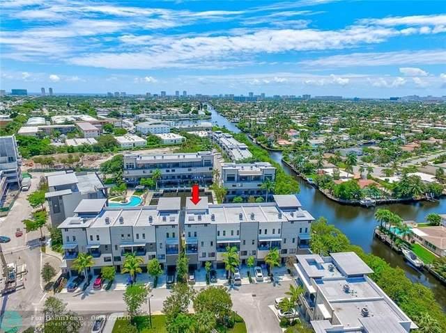 156 SE 4th Ter K-6, Pompano Beach, FL 33060 (MLS #F10234653) :: Berkshire Hathaway HomeServices EWM Realty