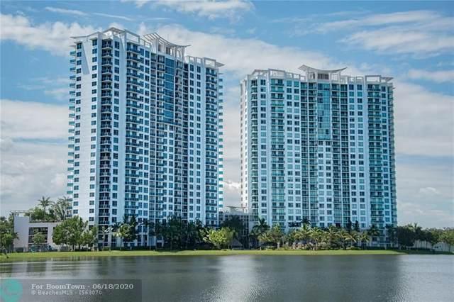 2681 N Flamingo Rd 1101S, Sunrise, FL 33323 (MLS #F10234661) :: Berkshire Hathaway HomeServices EWM Realty