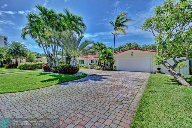 3036 NE 19th St, Fort Lauderdale, FL 33305 (MLS #F10234687) :: The Howland Group