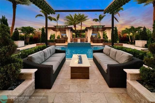 8980 Parkland Bay Dr, Parkland, FL 33076 (MLS #F10234688) :: Green Realty Properties