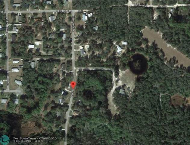 undetermined SE 179 Ave, Other City - In The State Of Florida, FL 32179 (MLS #F10234745) :: Green Realty Properties