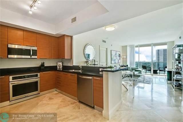 350 SE 2nd St #2160, Fort Lauderdale, FL 33301 (#F10234756) :: Posh Properties