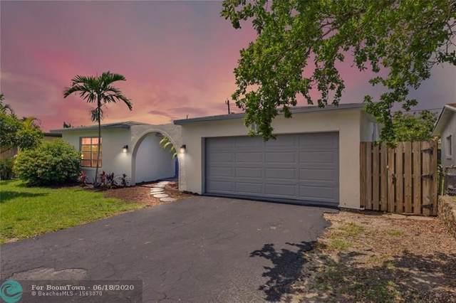 8861 NW 21st Mnr, Sunrise, FL 33322 (MLS #F10234824) :: Berkshire Hathaway HomeServices EWM Realty