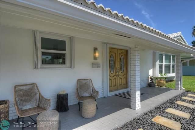 5761 NE 15th Ave, Fort Lauderdale, FL 33334 (MLS #F10234828) :: Green Realty Properties