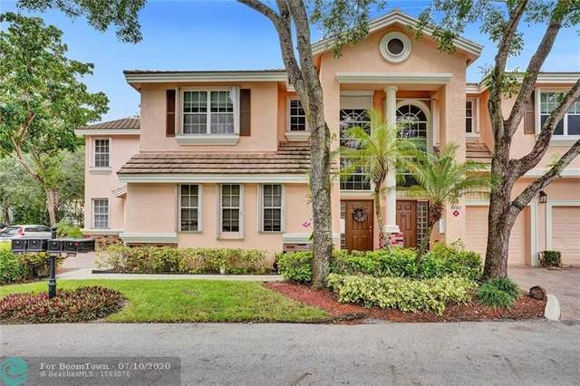 12313 NW 10th Dr D-7, Coral Springs, FL 33071 (MLS #F10234836) :: Berkshire Hathaway HomeServices EWM Realty