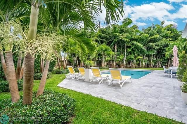 1940 NE 41st St, Oakland Park, FL 33308 (MLS #F10234846) :: Berkshire Hathaway HomeServices EWM Realty