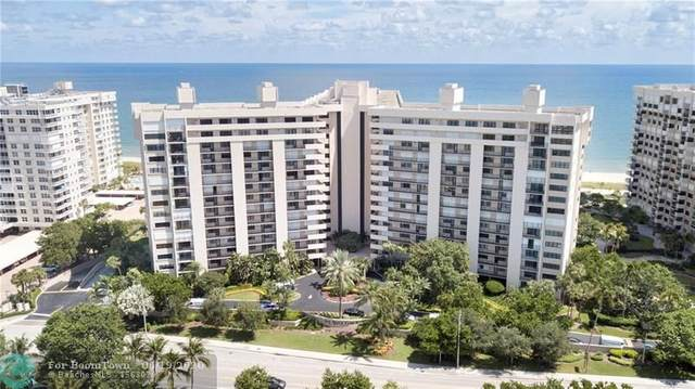 5100 N Ocean Blvd #319, Lauderdale By The Sea, FL 33308 (MLS #F10234876) :: Berkshire Hathaway HomeServices EWM Realty