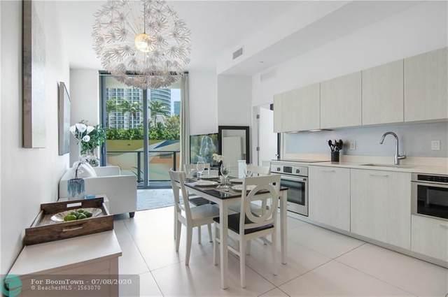 501 NE 31st St #307, Miami, FL 33137 (MLS #F10234955) :: Berkshire Hathaway HomeServices EWM Realty