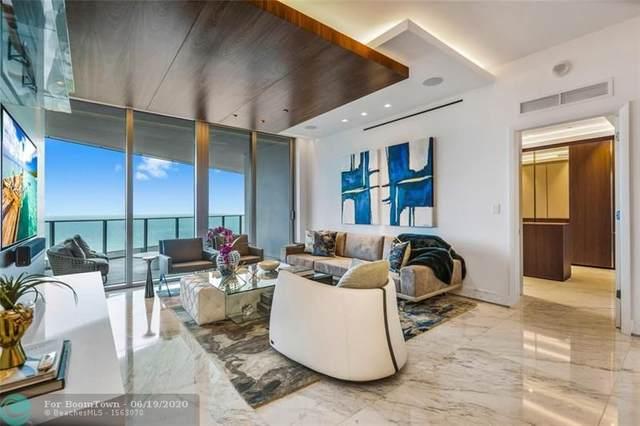 701 N Fort Lauderdale Blvd #1604, Fort Lauderdale, FL 33304 (MLS #F10234964) :: Berkshire Hathaway HomeServices EWM Realty