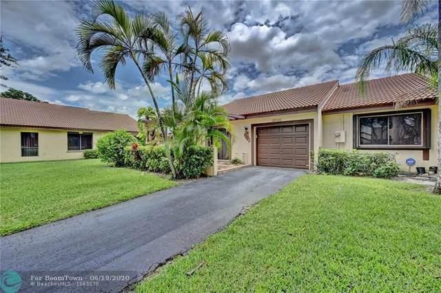 7148 Brookwood Blvd #7148, Tamarac, FL 33321 (MLS #F10234993) :: Castelli Real Estate Services