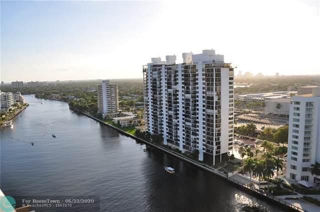 936 Intracoastal Dr 15-B, Fort Lauderdale, FL 33304 (MLS #F10234999) :: Green Realty Properties