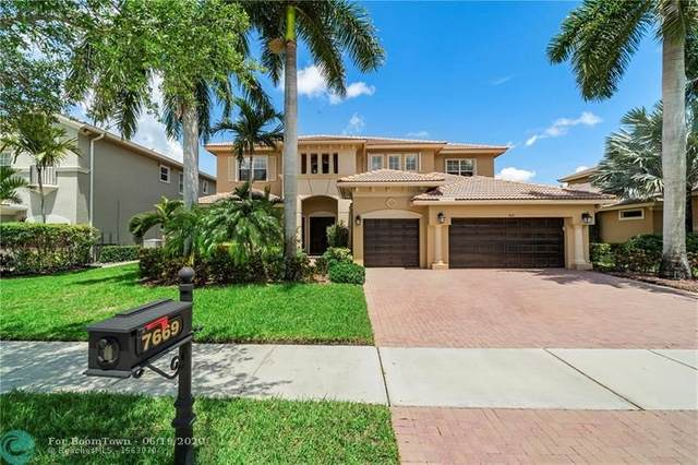 7669 NW 117th Ln, Parkland, FL 33076 (MLS #F10235023) :: Green Realty Properties