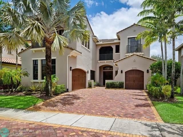 10352 Emerson St, Parkland, FL 33076 (MLS #F10235051) :: Berkshire Hathaway HomeServices EWM Realty