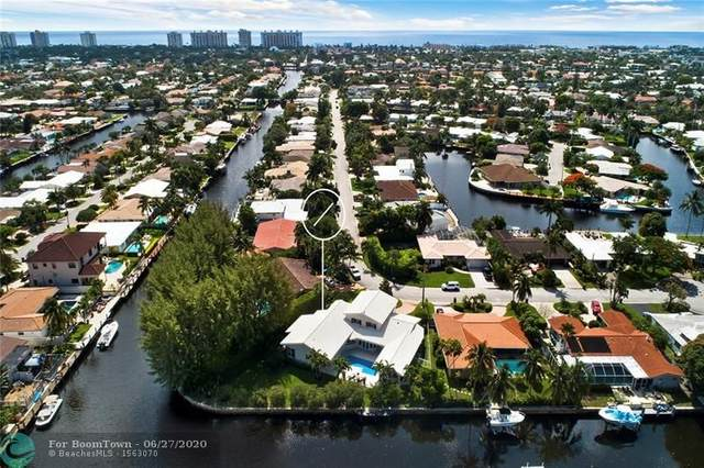 5591 NE 28th Ave, Fort Lauderdale, FL 33308 (MLS #F10235085) :: Green Realty Properties