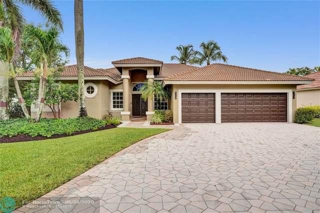 3731 Oak Ridge Cir, Weston, FL 33331 (MLS #F10235097) :: Green Realty Properties
