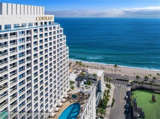 551 N Fort Lauderdale Beach Blvd R2001, Fort Lauderdale, FL 33304 (MLS #F10235134) :: Berkshire Hathaway HomeServices EWM Realty