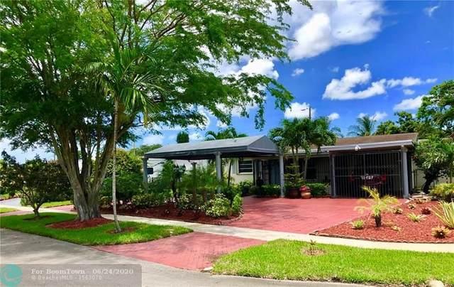 501 N 70th Way, Hollywood, FL 33024 (MLS #F10235162) :: Green Realty Properties