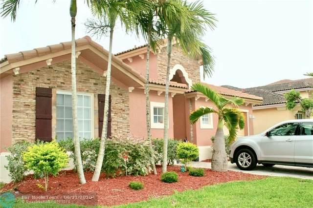 22063 SW 88th Ct, Cutler Bay, FL 33190 (MLS #F10235176) :: Green Realty Properties
